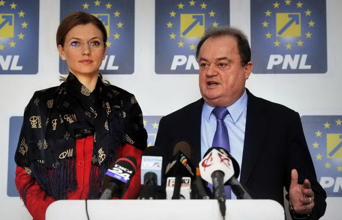 REACTII PNL DUPA ALEGERI. Vasile Blaga si Alina Gorghiu NU DEMISIONEAZA
