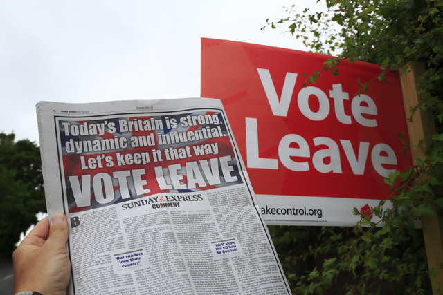 Rezultate referendum MAREA BRITANIE Brexit