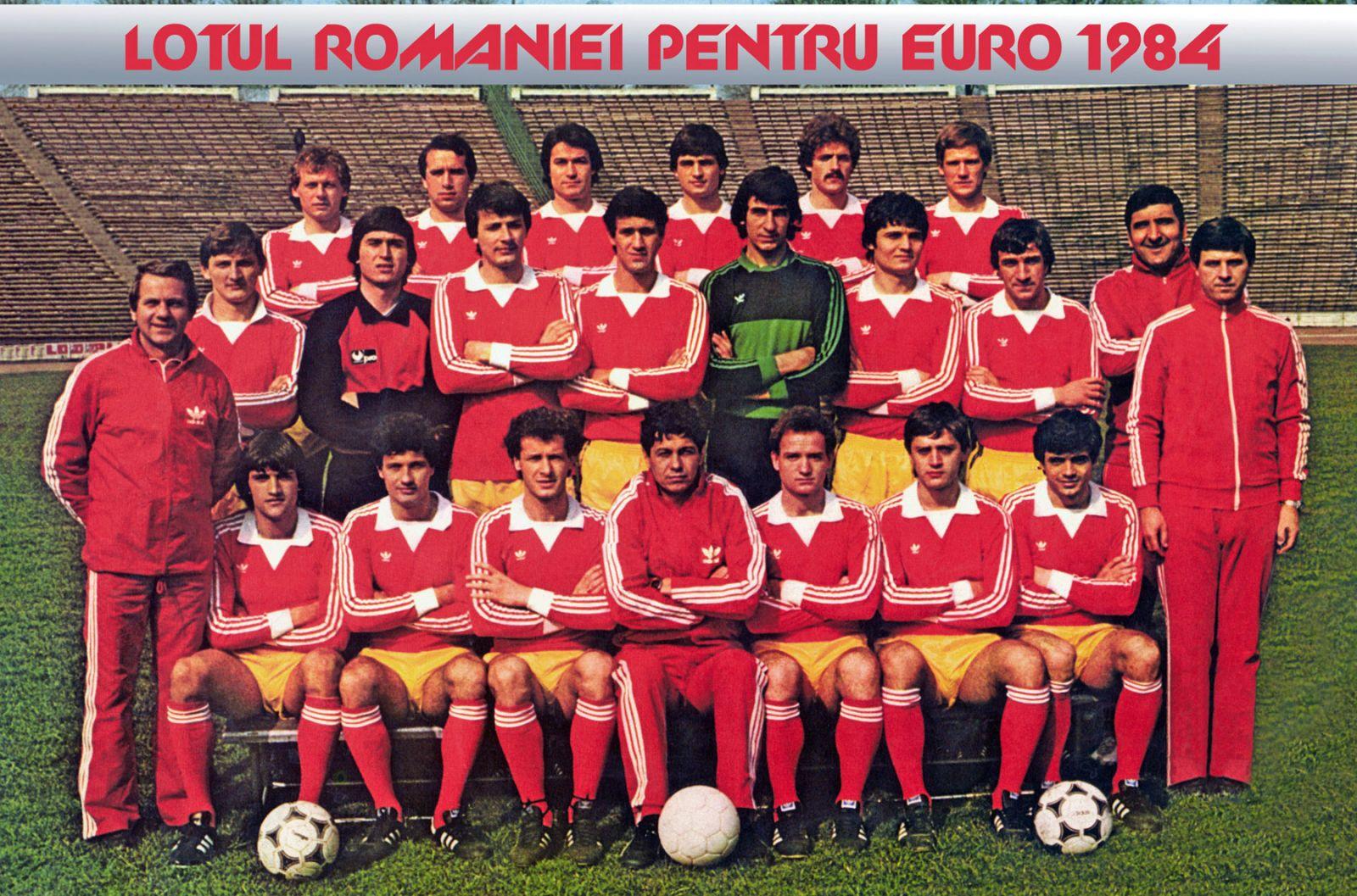 Lotul Romaniei din Franta 1984