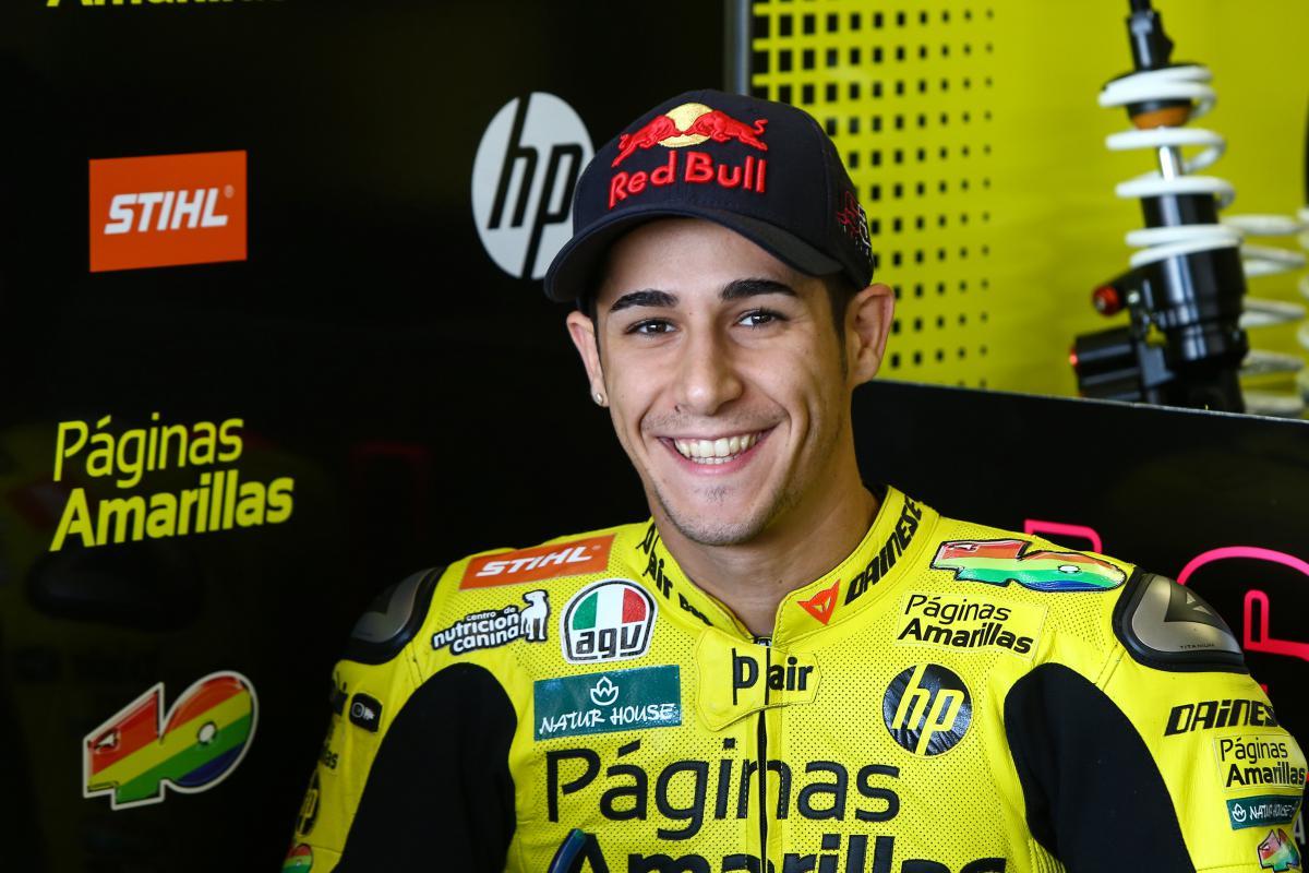 Pilotul Luis Salom (24 de ani) a murit in urma unui accident groaznic produs in timpul unui antrenament pentru Grand Prix-ul de motociclism al Cataluniei.