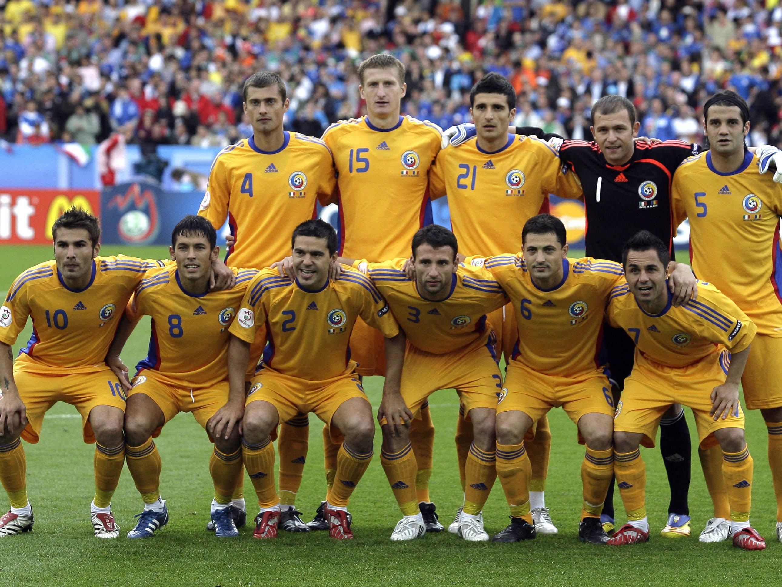 Echipa Romaniei la Euro 2008