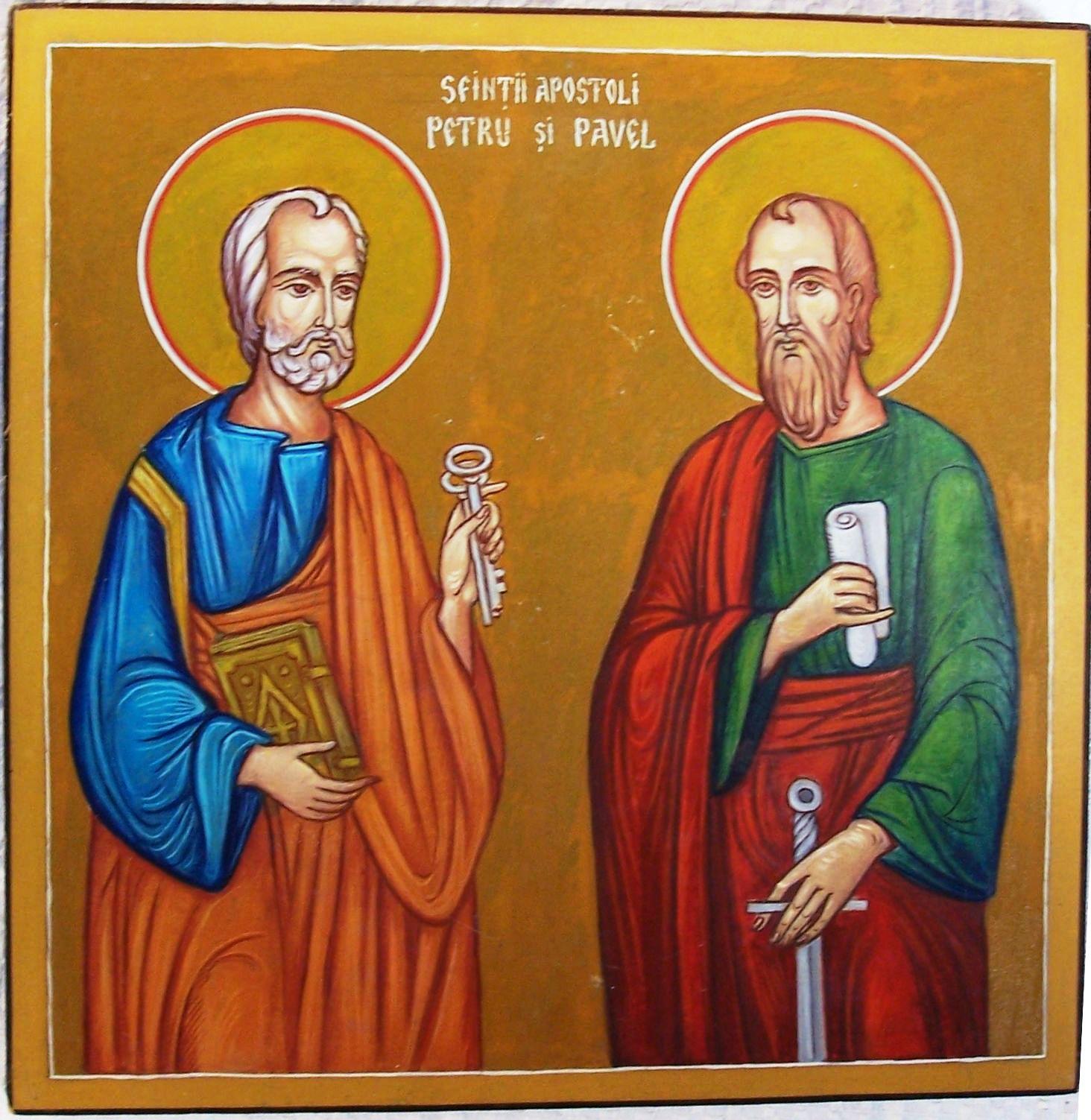 Photographis: Petru si Pavel - Feast of Saints Peter and Paul  |Sf. Petru Si Pavel