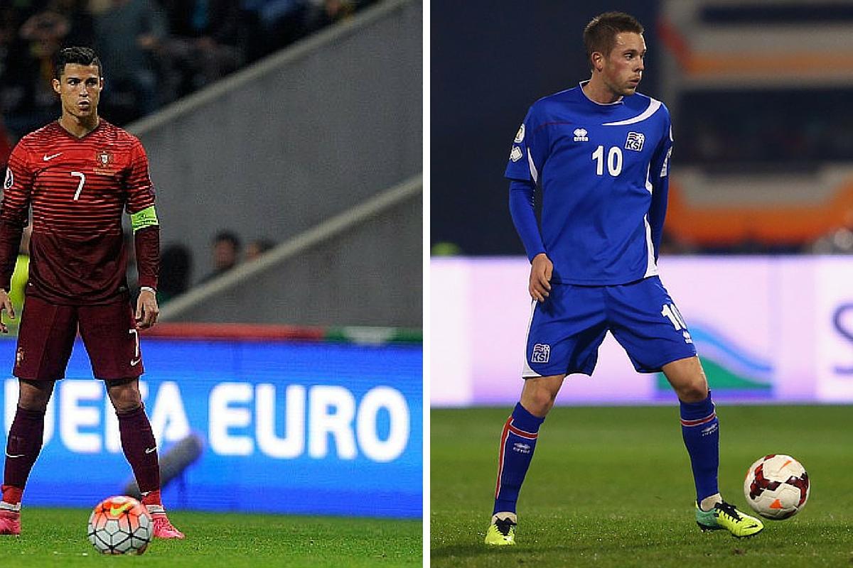 Portugalia - Islanda, meci contand pentru grupa F a Campionatului European din 2016 are loc marti. Vezi aici rezultatul final si rezumatul video.