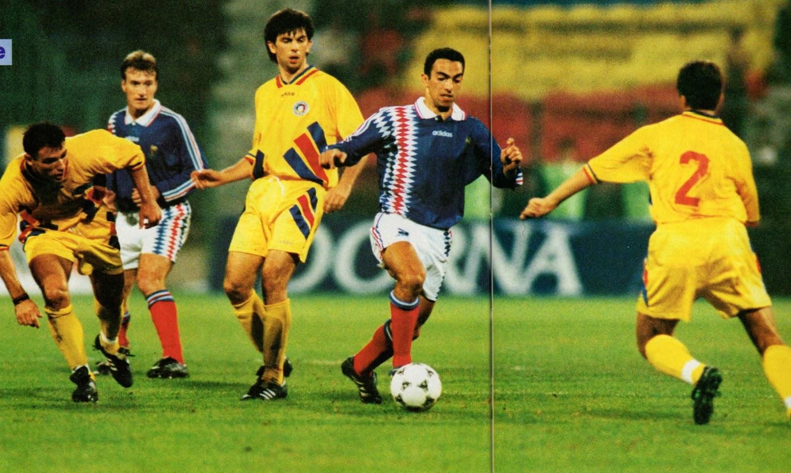 Romania la Euro 1996