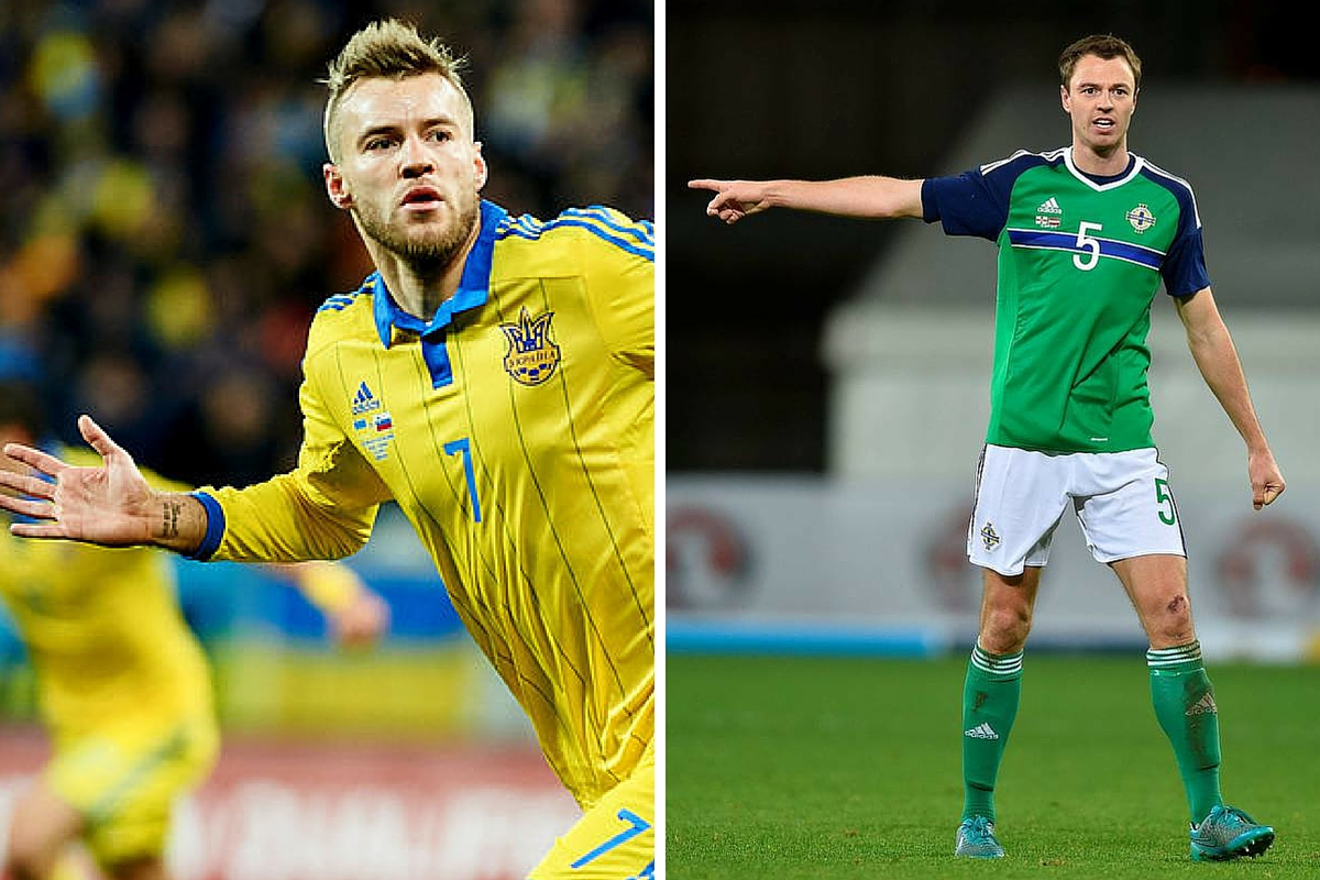 Ucraina - Irlanda de Nord se disputa joi, in Grupa C de la Euro 2016. Afla aici scorul live, rezultatul final si vezi rezumatul video.