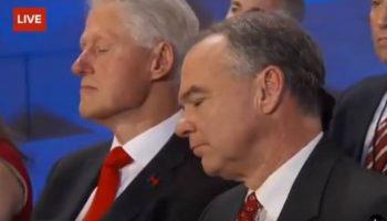 ALEGERI SUA 2016. Donald Trump loveste in sotii Clinton cu propriile lor gafe