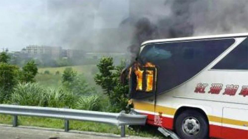 Accident cumplit in Taiwan - 26 de morti