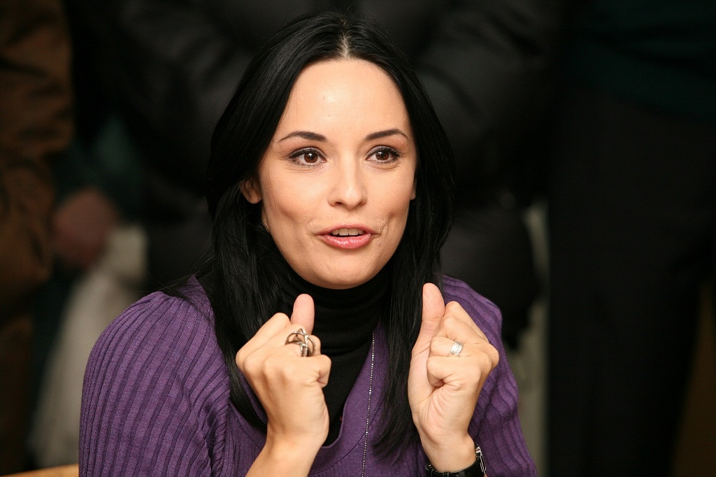 Andreea Marin a rezolvat problema maidanezilor care au atacat-o