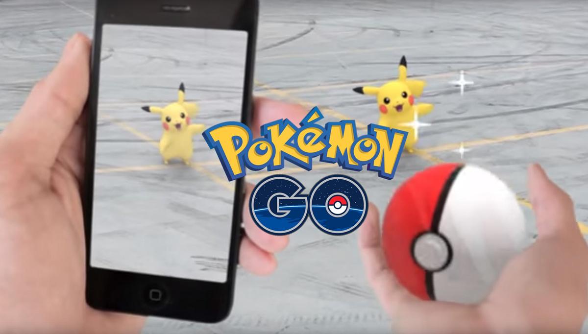 Ce este Pokemon Go