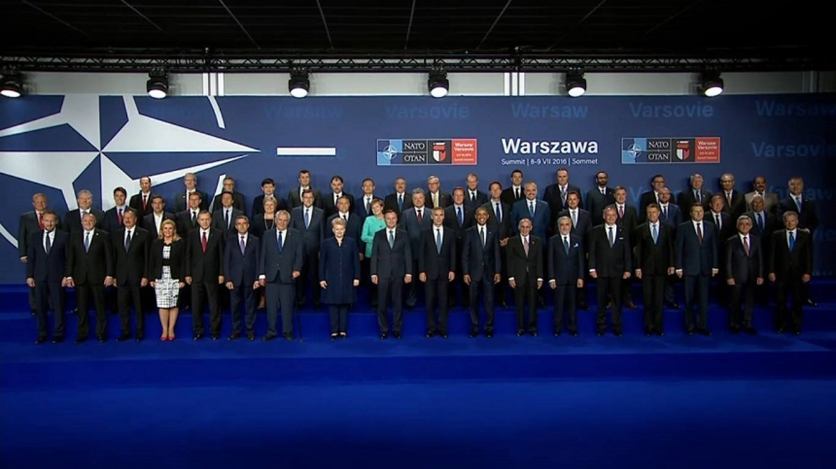 Ce s-a decis la SUMMIT-ul NATO de la Varsovia