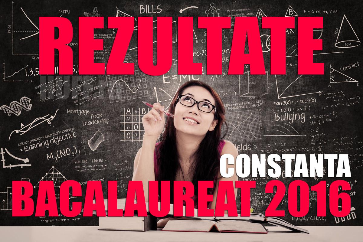 Edu.ro Rezultate Bac 2016 Constanta. Note la Bacalaureat