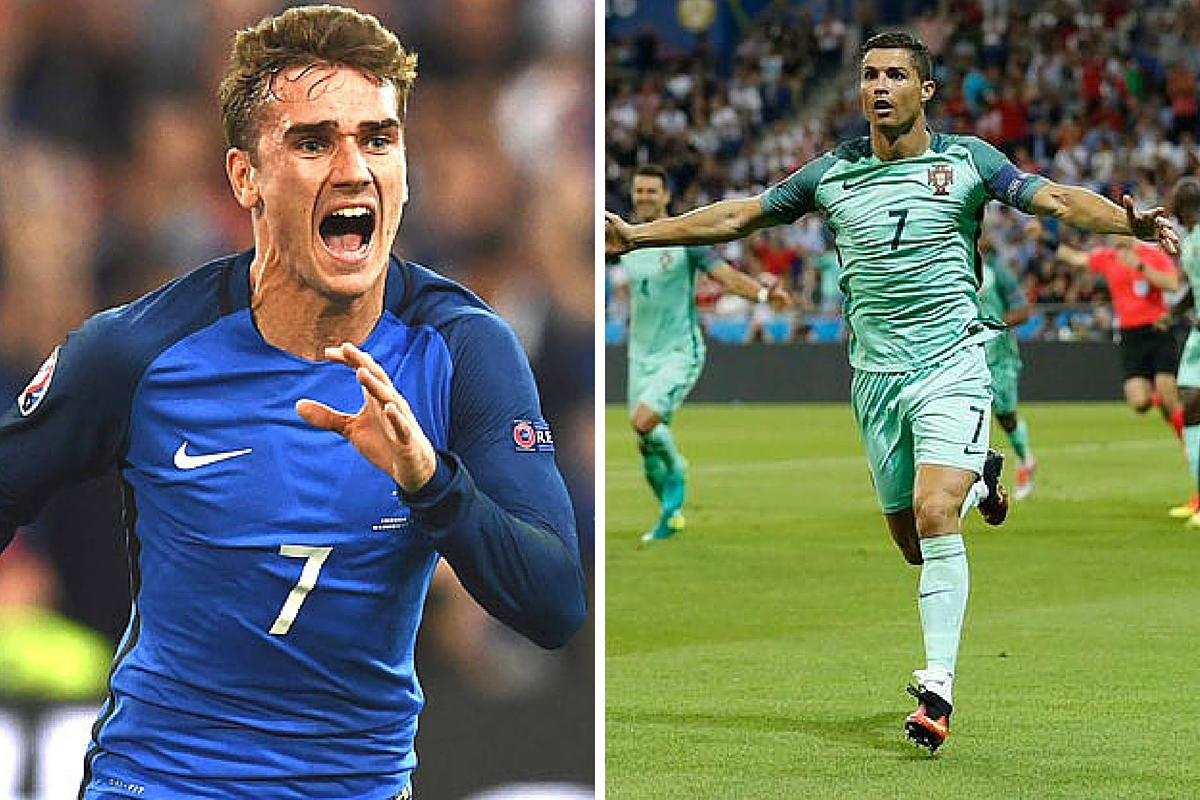 Euro 2016, FINALA: Franta - Portugalia, Live Score si Video