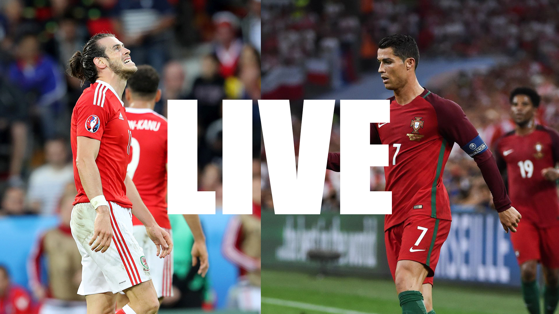 Portugalia - Tara Galilor SCOR 0-0 SEMIFINALA EURO 2016