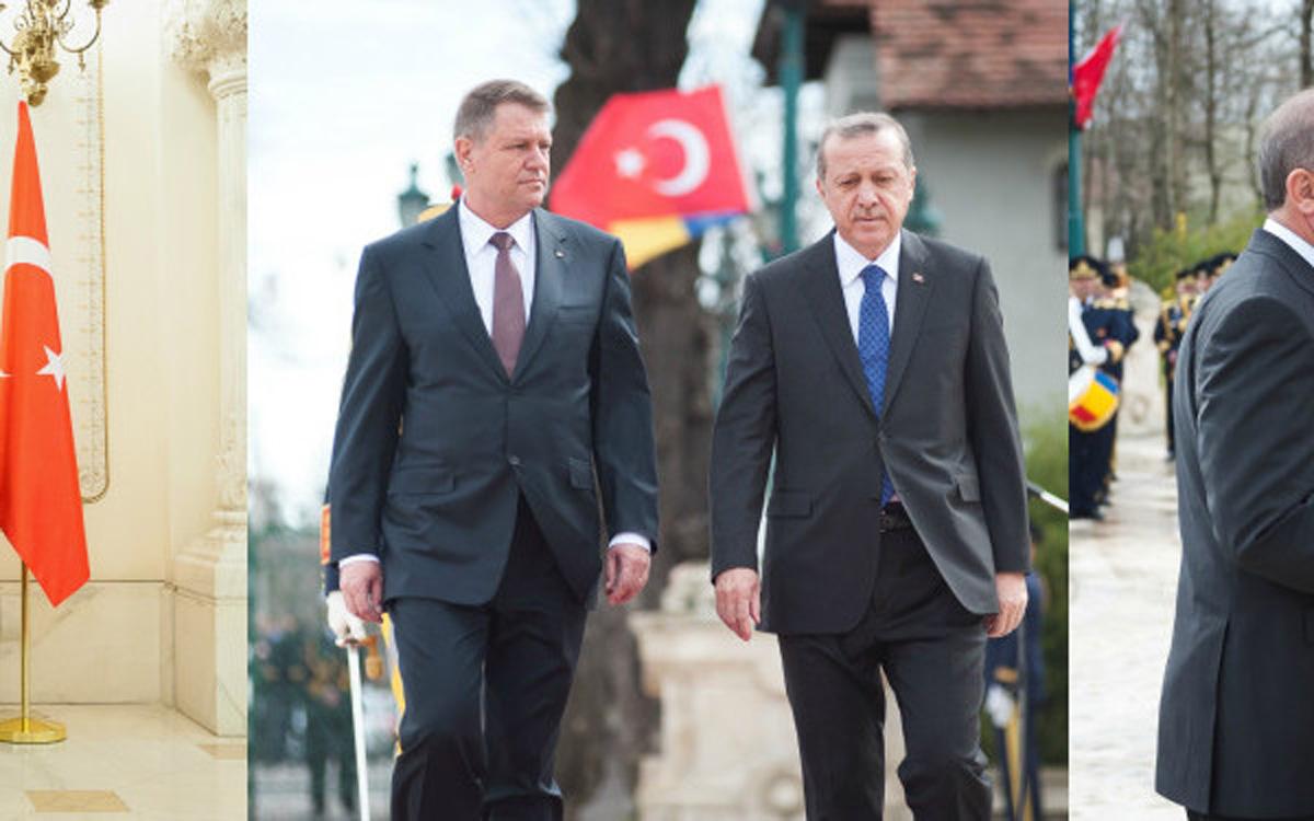 Romania nu risca atentate teroriste. Mesajul surpriza al lui Iohannis despre Turcia