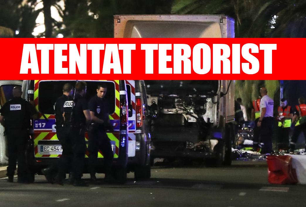 Atac terorist în franța - Mulți răniți