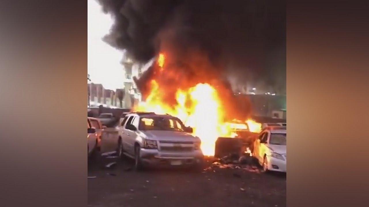 Un atentat terorist sinucigas a avut loc in orasul Medina din Arabia Saudita, langa Moscheea Profetului Mohamed.