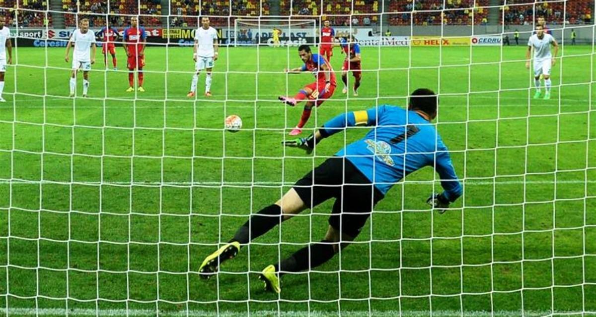Steaua si Concordia Chiajna se infrunta astazi in Cupa Ligii, in finala. Meciul se disputa pe Arena Nationala din Bucuresti.