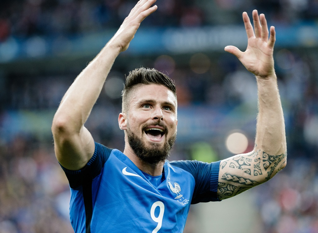 Franta spera sa bata Germania la EURO 2016