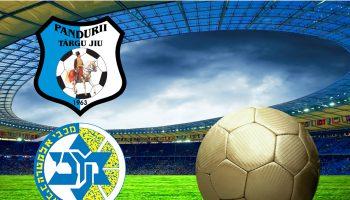 Pandurii si Maccabi Tel Aviv s-au duelat in prima mansa din turul trei preliminar al Europa League. Meciul s-a terminat cu rezultatul de 1-3.