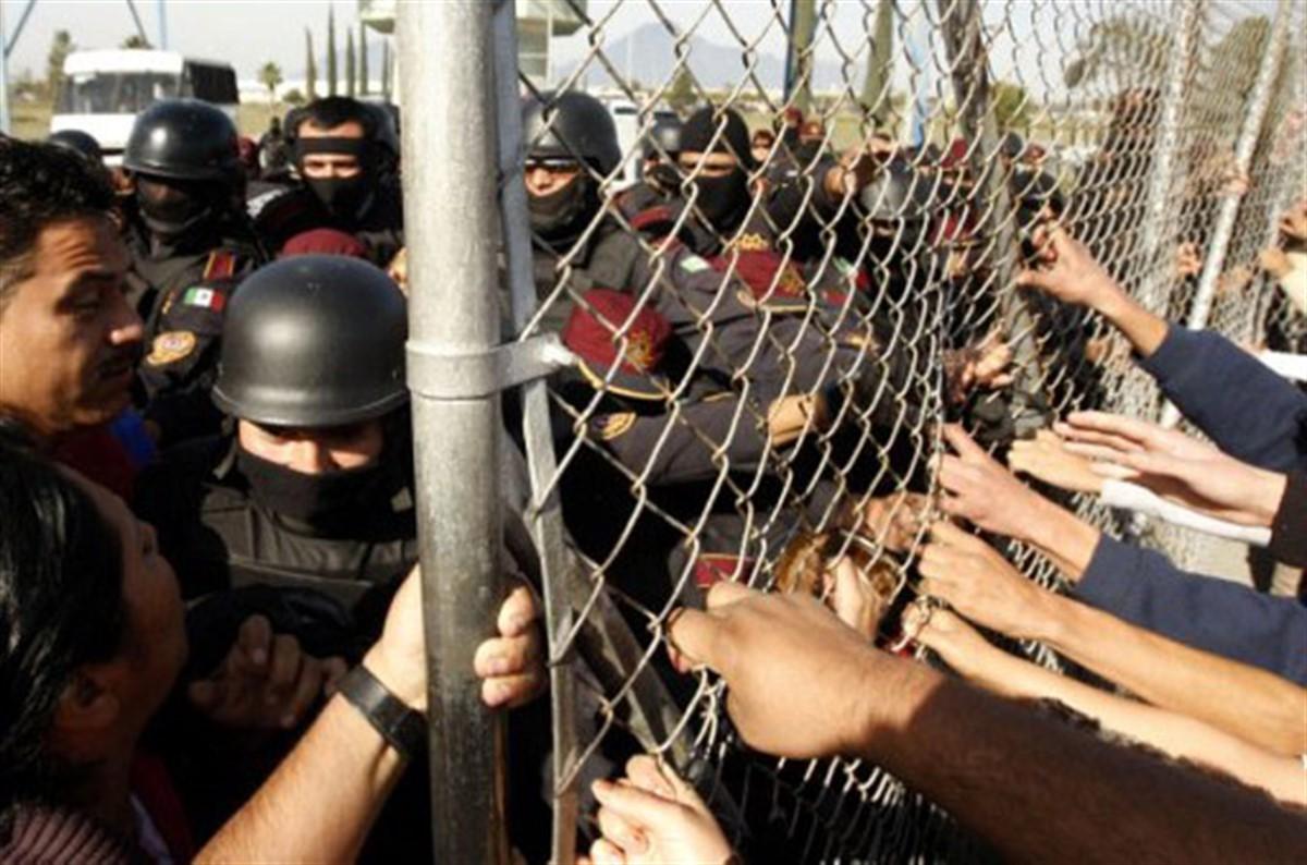 Revolte in mai multe penitenciare din tara. Detinutii sunt nemultumiti de conditiile in care sunt tinuti in inchisori si au pornit proteste ample!
