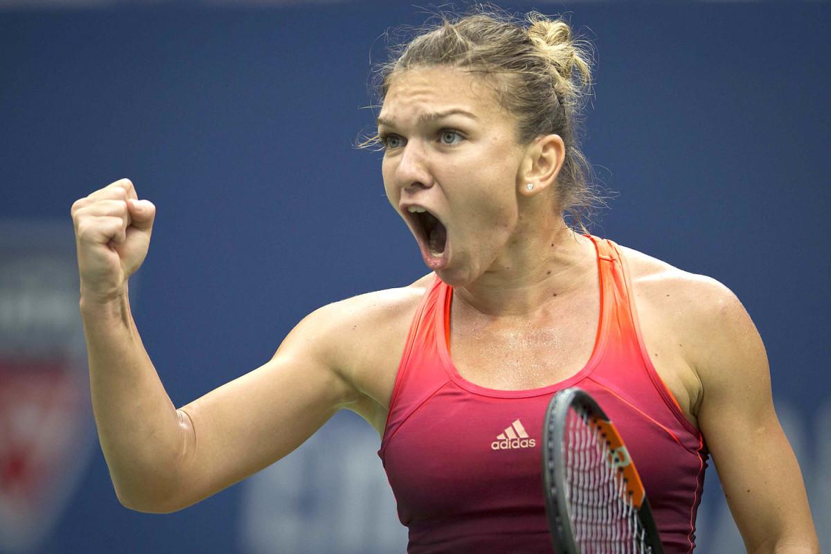 Simona Halep s-a calificat in semifinalele turneului de tenis de la Montreal. Gratie acestui succes, ea va urca pe locul 4 in clasamentul WTA.