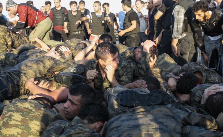 soldati batuti