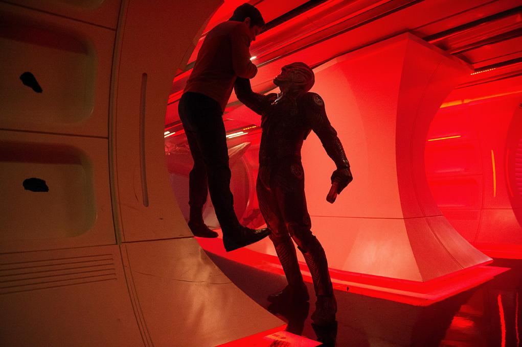Star Trek. Dincolo de infinit