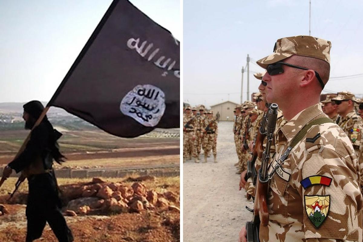 Romania se implica in lupta contra teroristilor din Statul Islamic. Tara noastra trimite cel mult 50 de militari in razboiul contra jihadistilor.