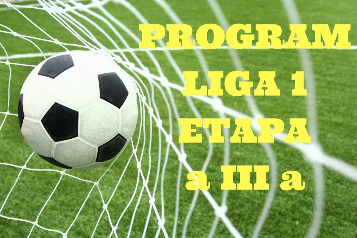 Program Liga 1, etapa 3. Ce meciuri se joaca in aceasta etapa, la ce ora se disputa si unde poti vedea partidele live la TV.