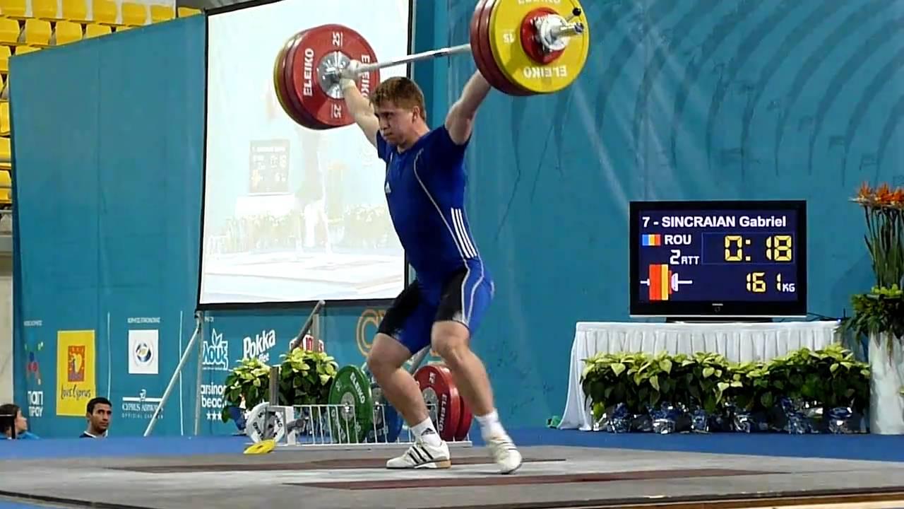 Sportivul Gabriel Sancraian a castigat medalia de bronz la Olimpiada de la Rio 2016, la haltere, categoria 85 de kilograme.