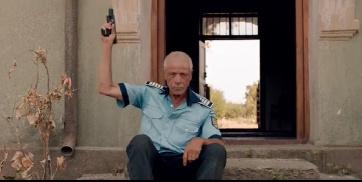 Gheorghe Visu a primit premiul pentru cel mai bun actor la Festivalul de Film de la Sarajevo