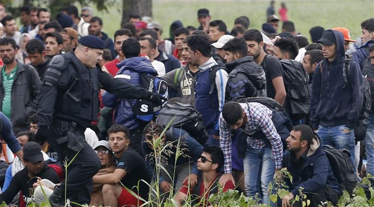 Politia de Frontiera a anuntat ca a fost intarita paza la granita dintre Romania si Serbia, din cauza numarului mare de imigranti ilegali.