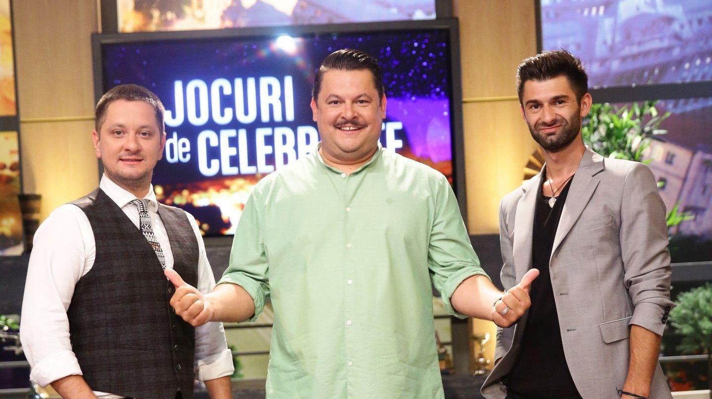 """""""Jocuri de celebritate"""" cu Bobonete, Strunila si Ipate, din 14 septembrie, la Pro TV"""