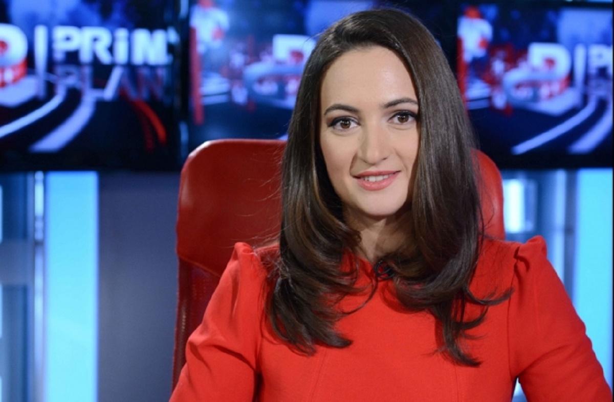 Madalina Dobrovolschi este noul purtator de cuvant al presedintelui