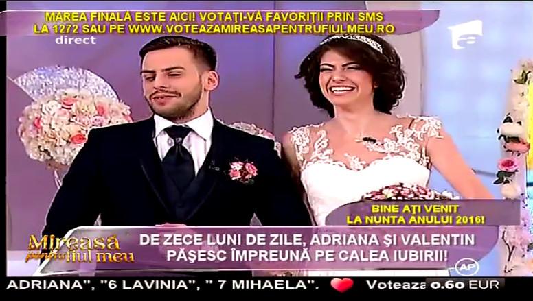 Adriana si Valentin castigatori sezon 5 MPFM
