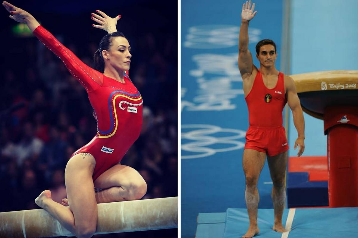 Catalina Ponor si Marian Dragulescu intra in finala competitiei de gimnastica de la Rio 2016. Ea concureaza la barna, in timp ce el evolueaza la sarituri.