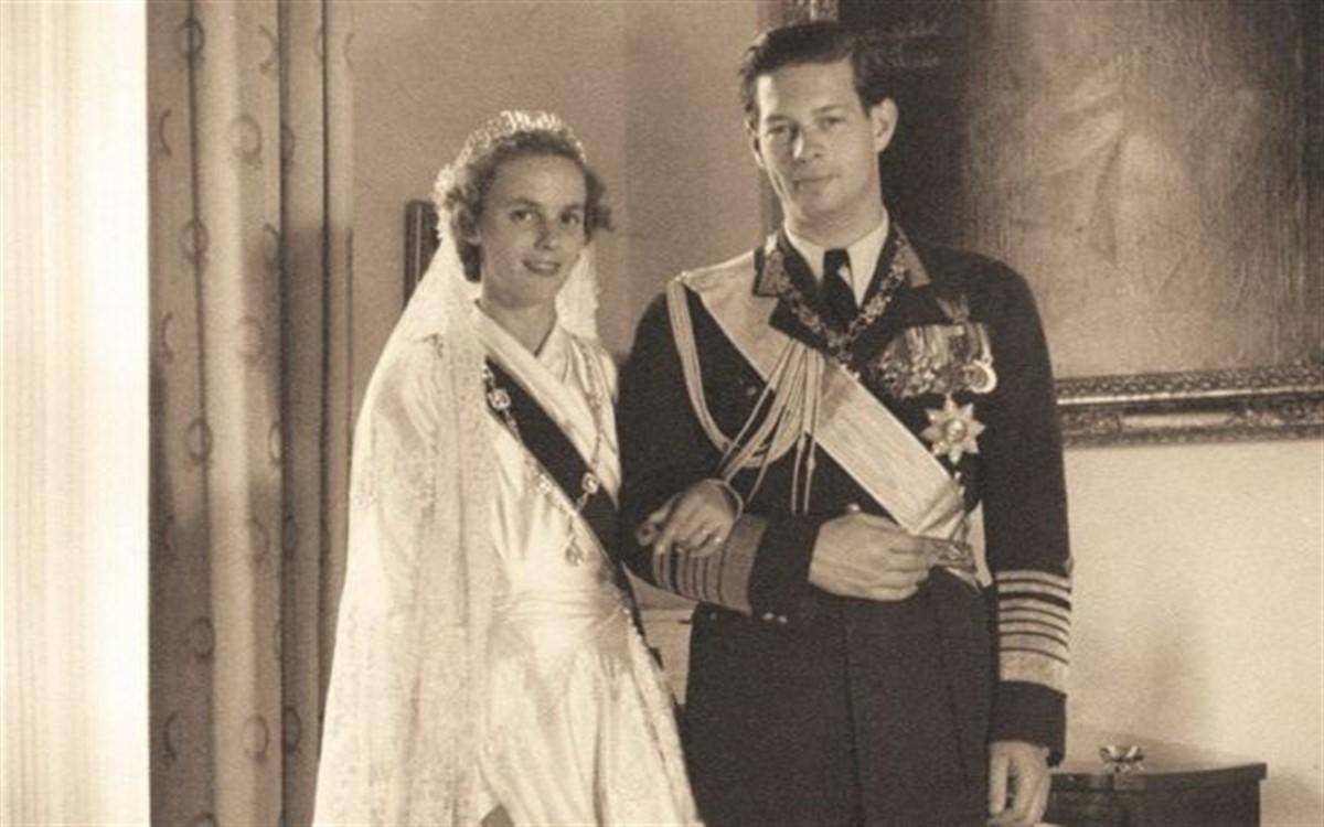 Ultima imagine cu Regele Mihai si Regina Ana dateaza din luna ianuarie a acestui an. Fotografia a fost facuta la resedinta Casei Regale din Elvetia.