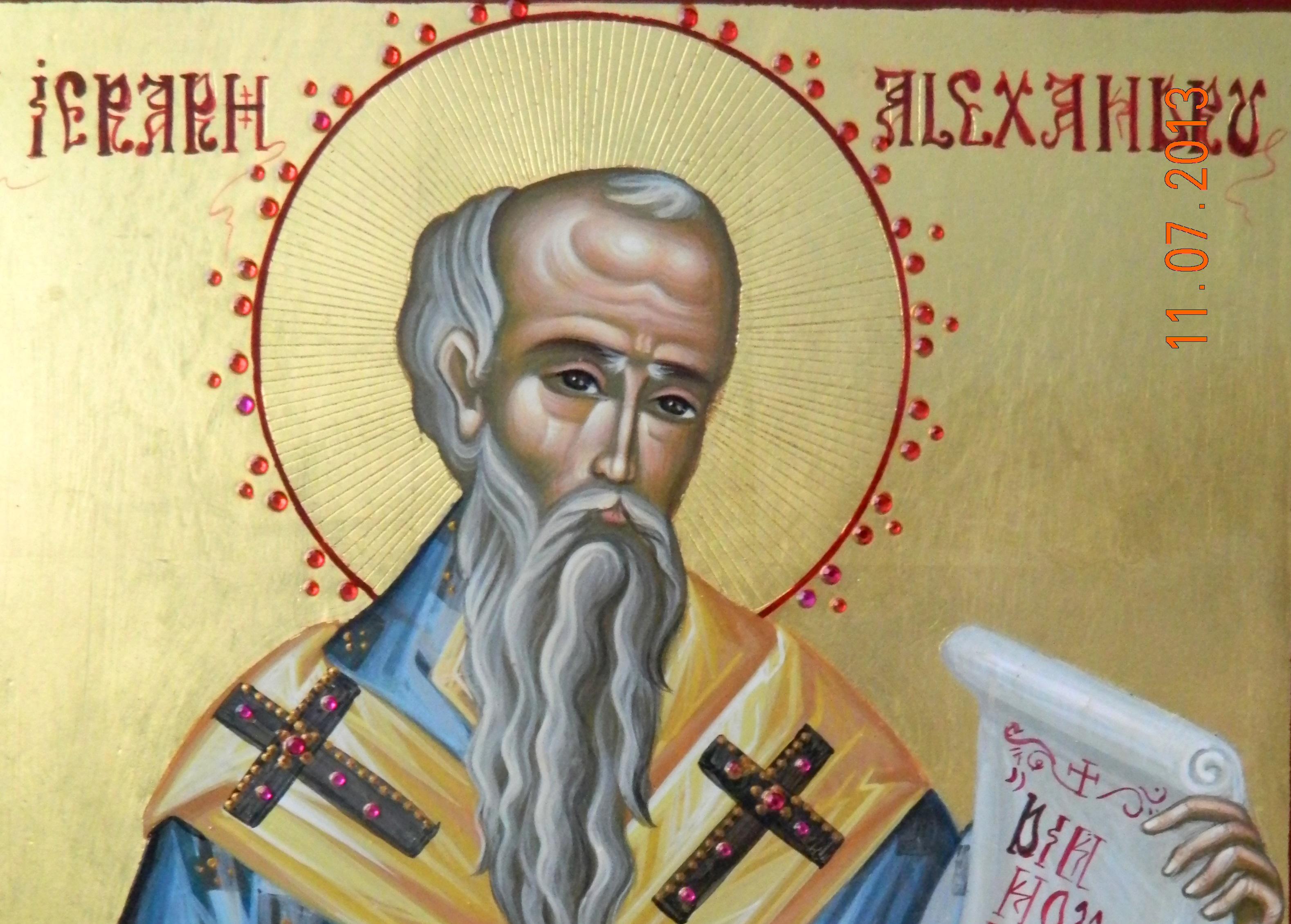 Rugaciunea Sfantului Alexandru sarbatorit pe 30 august