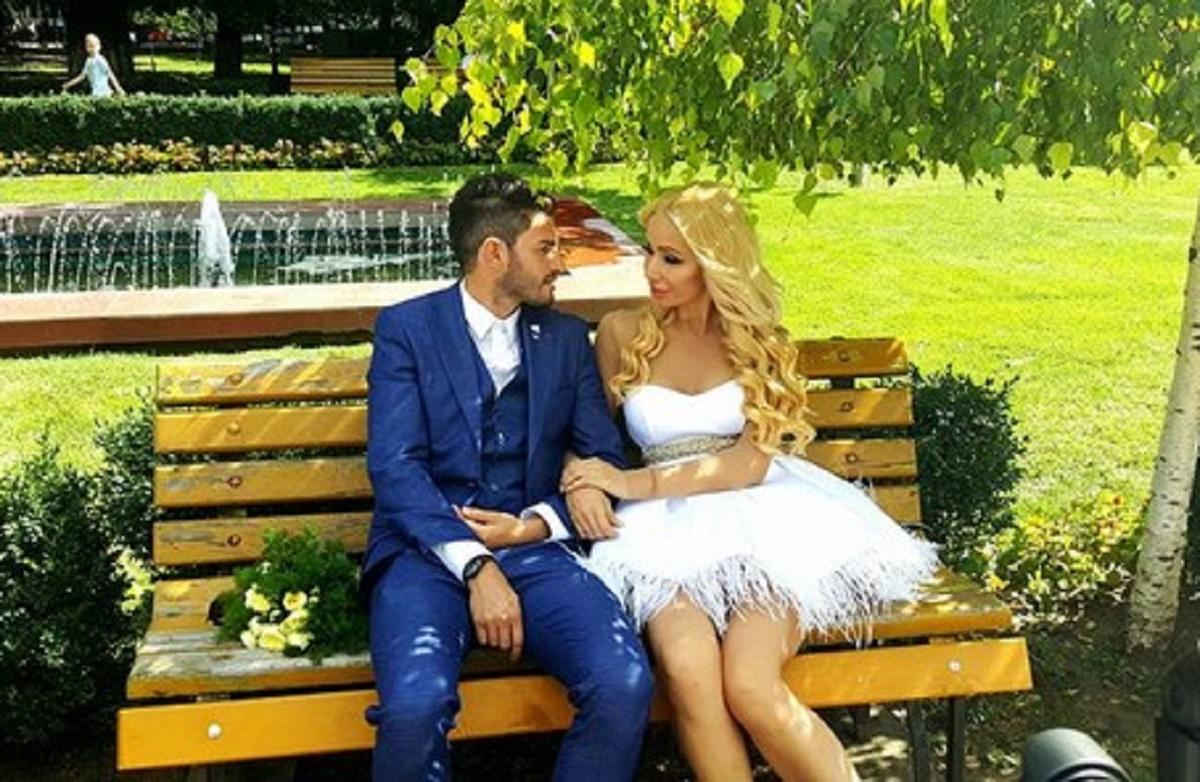 Sonia Trifan s-a casatorit dupa un an de relatie