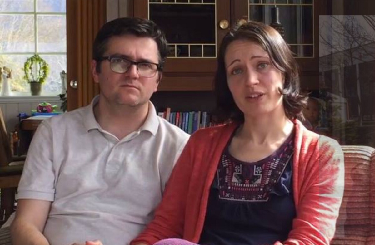 Sotii Bodnariu sunt anchetati penal pentru violenta asupra copiilor