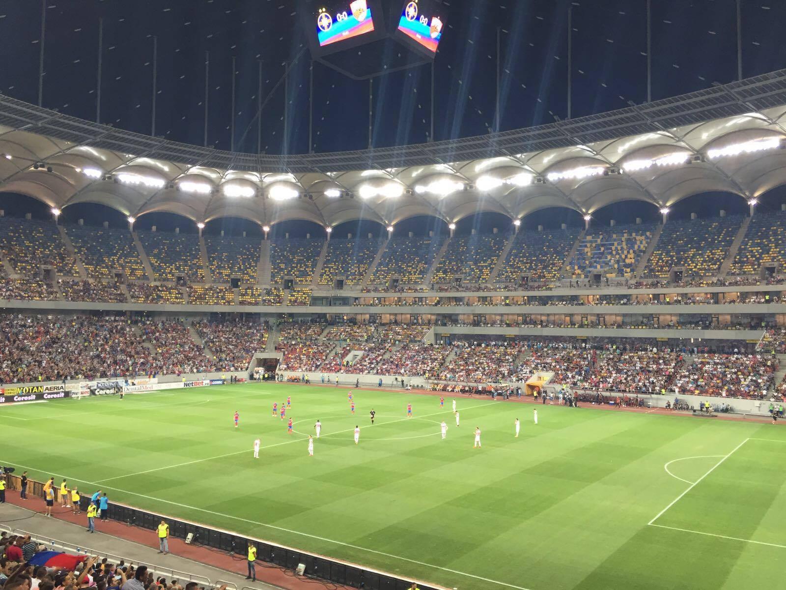 Rezumat video Steaua Dinamo