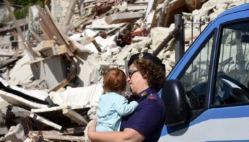 Cutremur devastator in Italia. Marturiile emotionante ale supravietuitorilor