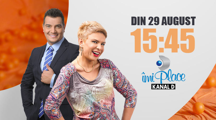 TEO show revine la Kanal D din 29 august