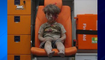 Viral: Imaginea care a facut inconjurul lumii. Ce se intampla cu acest copil