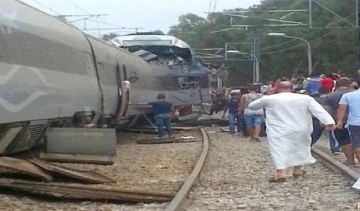 Algeria: Zeci de răniţi în urma unui accident feroviar