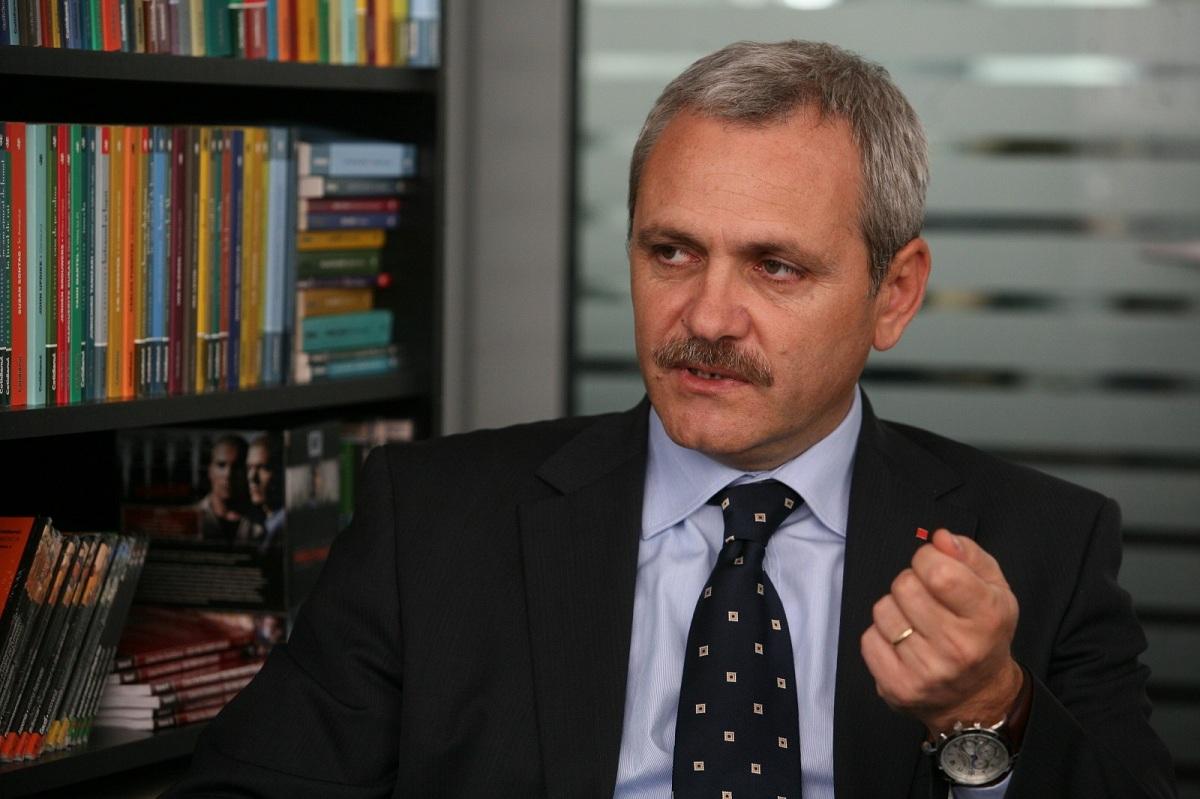 Dragnea: La inceputul anului am discutat in partid despre un guvern PSD-PNL, dar nu poti avea incredere in liberali