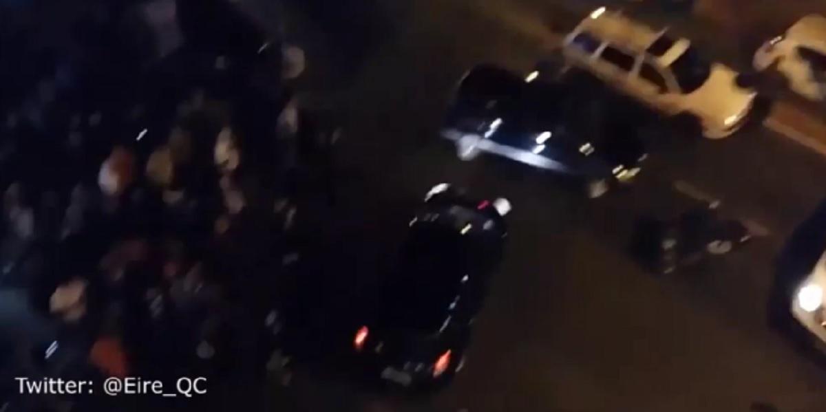 Explozie în Budapesta - doi poliţişti au fost răniţi