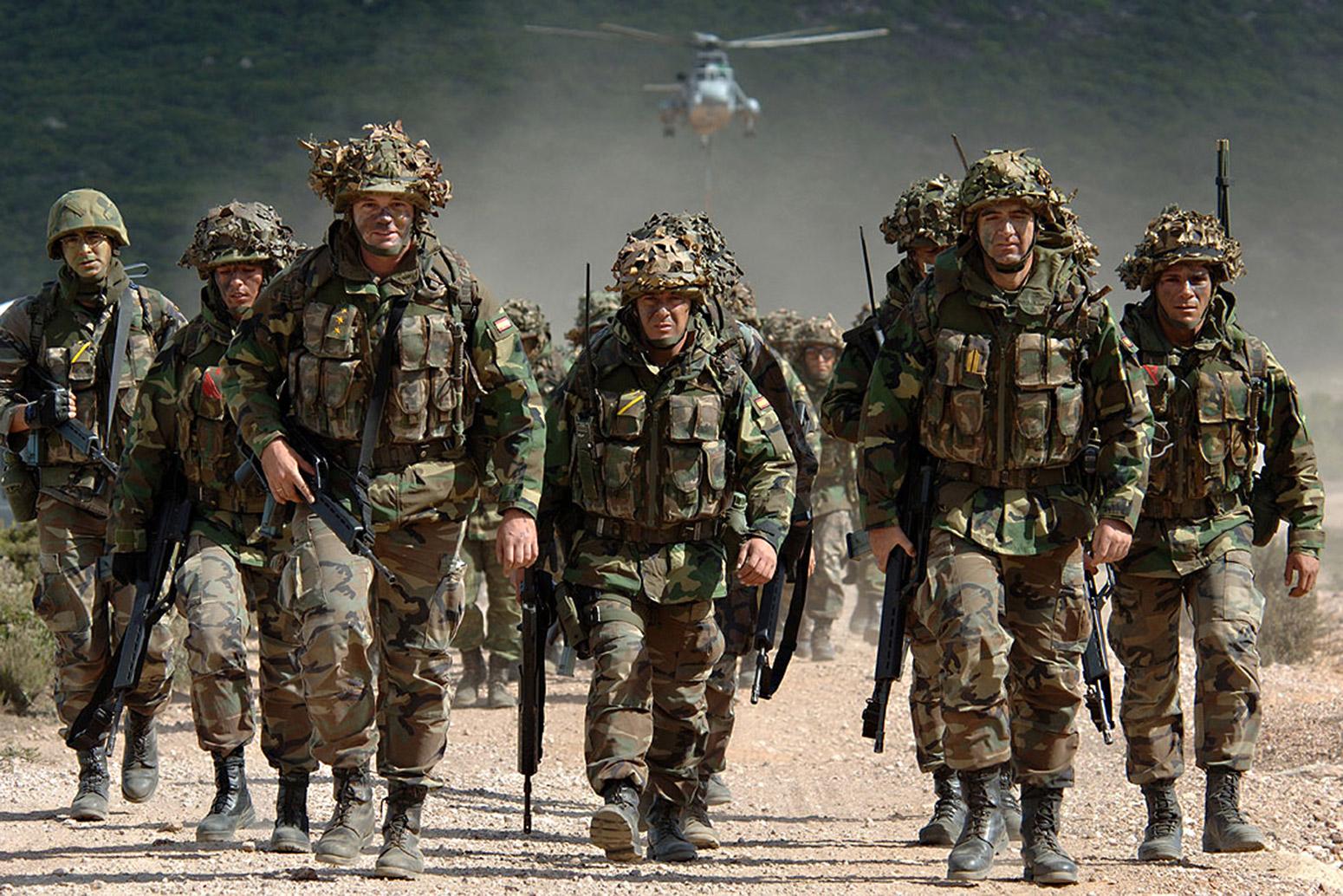 Униформа стран нато фото