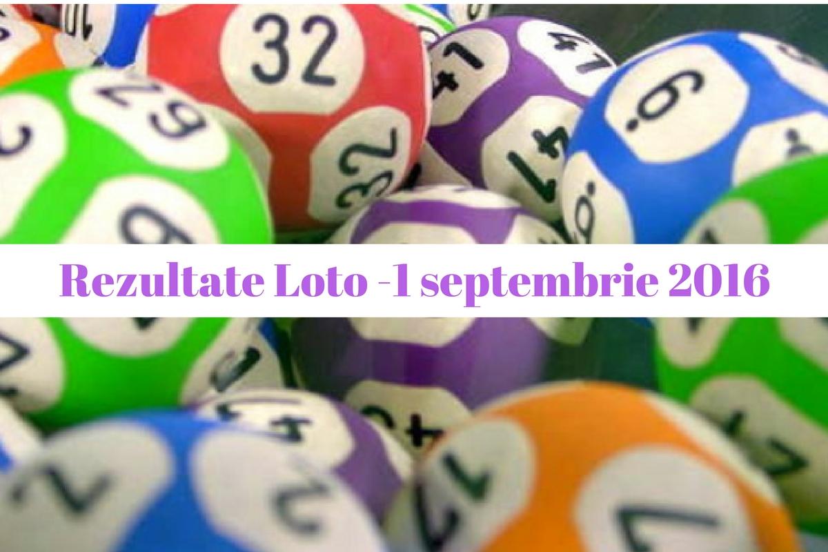 Rezultate loto 6/49. Numere extrase la tragerea de joi, 1 septembrie, la Loto 6 din 49, Joker, 5 din 40, Noroc, Super Noroc si Noroc Plus.