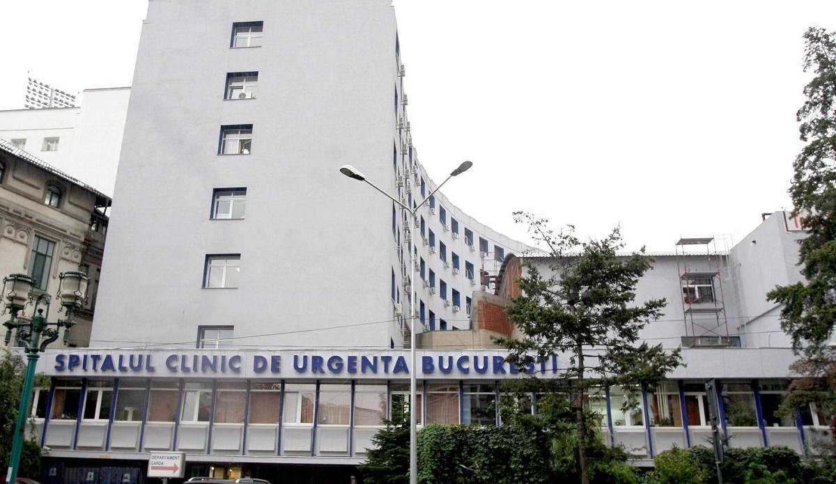 Mediul Claudiu Stefan Turculet este noul manager interimar al Spitalului de Urgenta Floreasca, dupa demisia lui Sorin Paun.